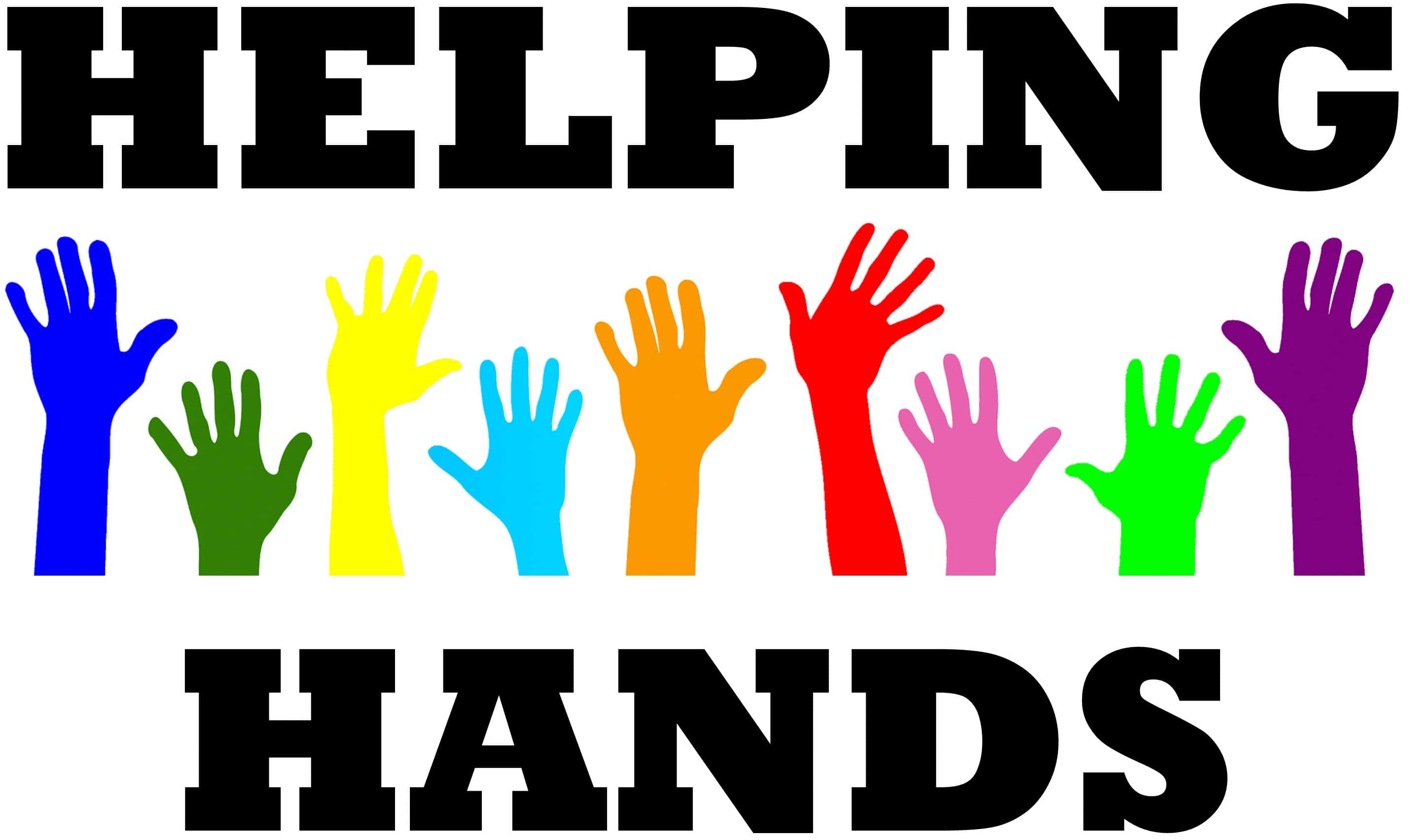 Helping Hands Food Pantry St Patrick Parish